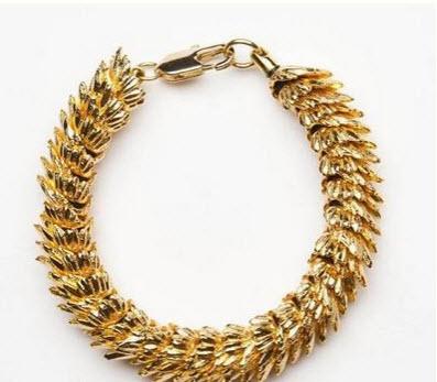 خارق العاده ترین مدل دستبند طلا و بدل دخترانه