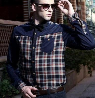 مدل لباس مردانه اسپرت با رنگهای تیره و روشن