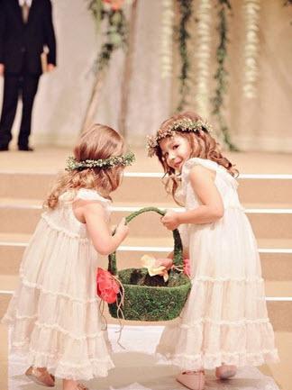 مدل لباس مجلسی و عروس بچگانه ۲۰۱۵
