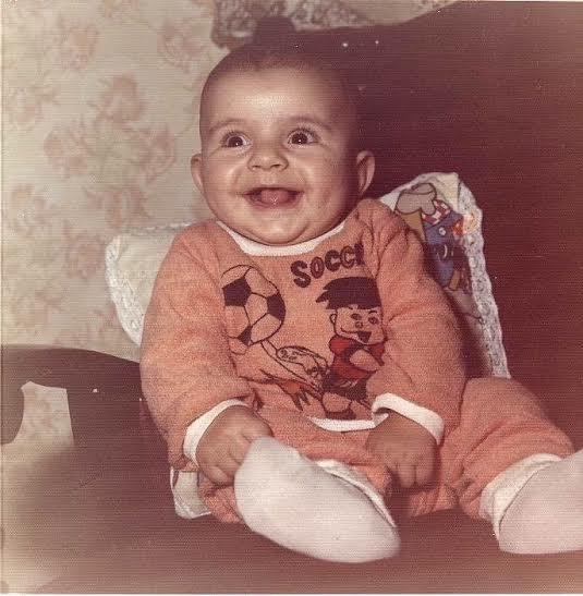 عکس بانمک از کودکی وحید طالب لو