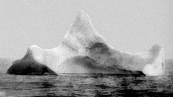 یخ معروفی که تایتانیک را غرق کرد! / عکس