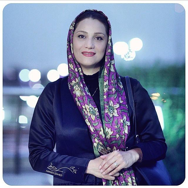 شبنم مقدمی در مراسم پایانی جشنواره فیلم شهر + عکس