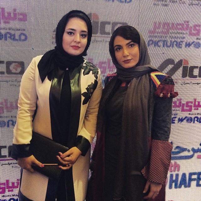 عکس / نرگس محمدی در کنار سمیرا حسن پور