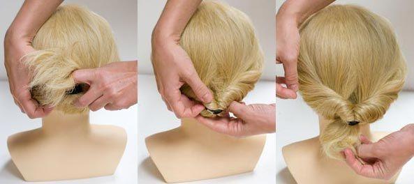 مدل موی دم اسبی + آموزش تصویری