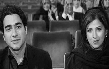 عکس جدید همایون شجریان و همسرش !