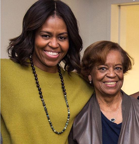 زن و مادر زن باراک اوباما / عکس