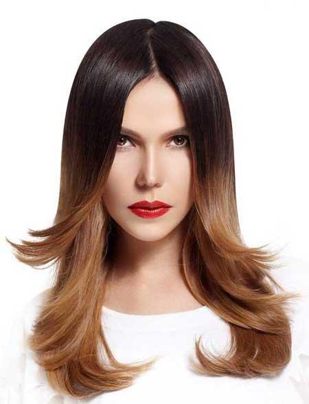مدل رنگ مو بسیار جذاب ۲۰۱۵