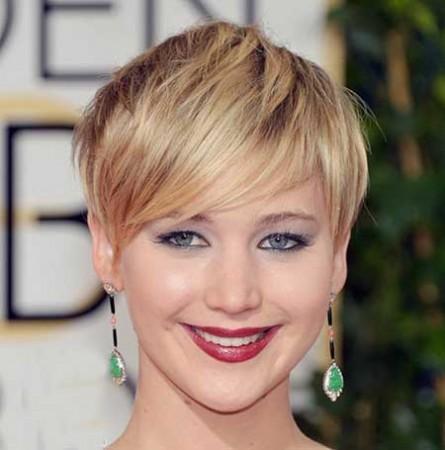 مدل مو کوتاه جذاب از بازیگران مشهور هالیوودی