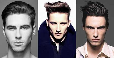 انتخاب مدل موی آقایان با توجه به فرم صورت