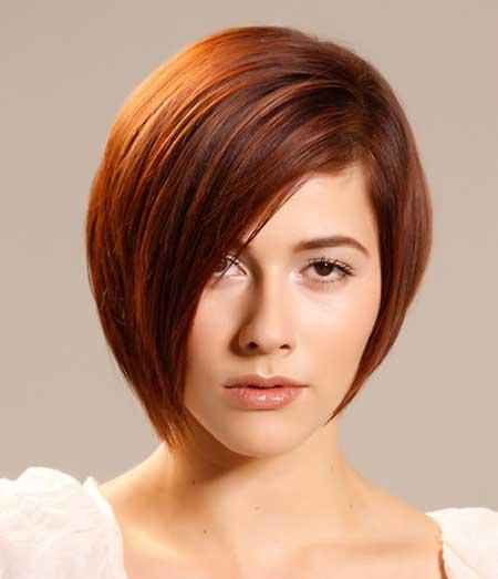 مدل های تاپ از مو کوتاه زنانه ویژه تابستان