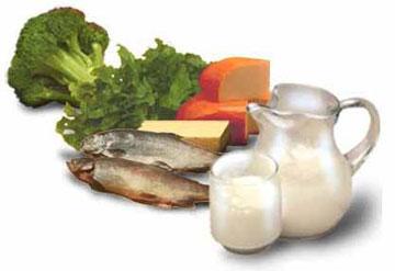 لیست غذایی ویژه خانم های باردار