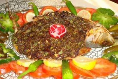 طرز تهیه ماهی قزل آلا رژیمی