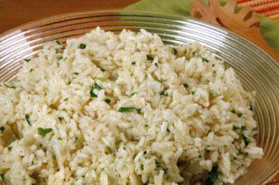 آموزش درست کردن برنج با ماست