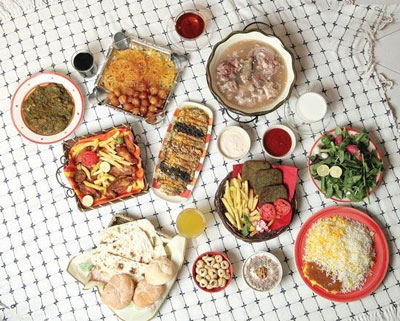 تغذیه و ورزش ورزشکاران در ماه مبارک رمضان