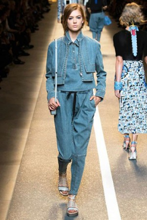 مدل لباس جین ۲۰۱۵ زنانه و مردانه شیک