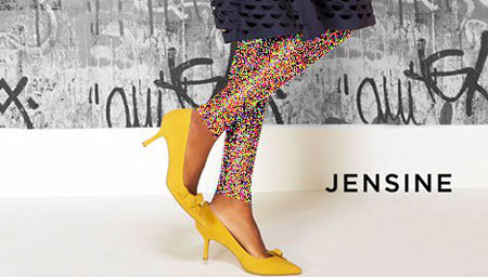 مدل کفش اداری زنانه دور مچ پایی