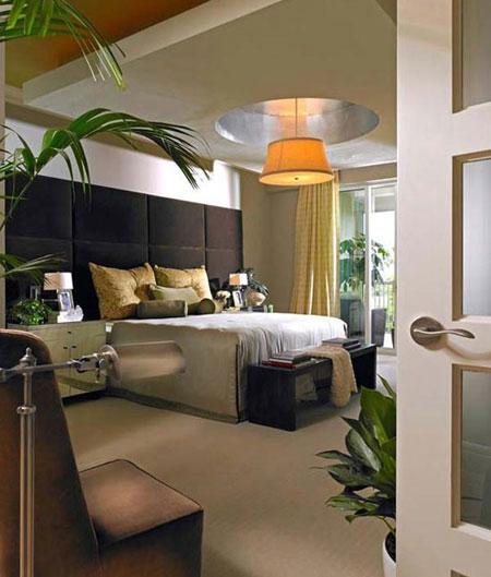 اتاق خواب های رمانتیک همراه با نورپردازی فوق العاده