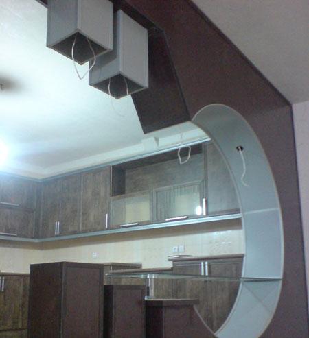 دکوراسیون شیک آشپزخانه در سال ۲۰۱۵