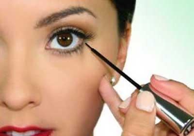 ترفند آرایشی برای آرایش چشم
