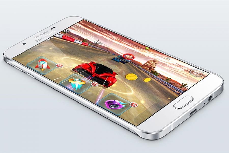 گلکسی A8 نازک ترین موبایل سامسونگ + قیمت