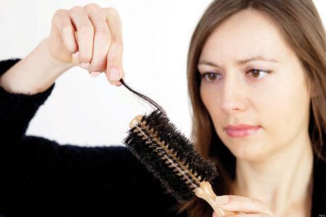 پیشگیری از ریزش مو در دوران بارداری