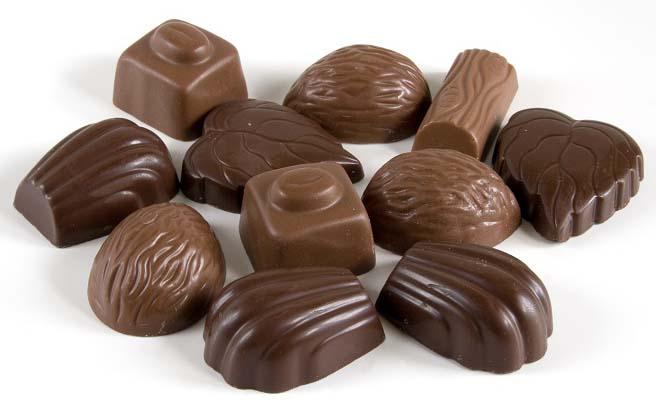خاصیت اعجاب انگیز شکلات که نمی دانید!