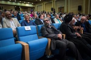 تصاویر بازیگران و هنرمندان در ضیافت افطار رئیس جمهور