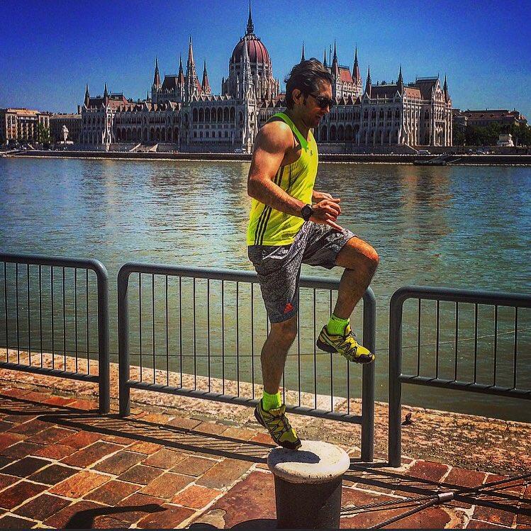 عکس / بهرام رادان در حال ورزش