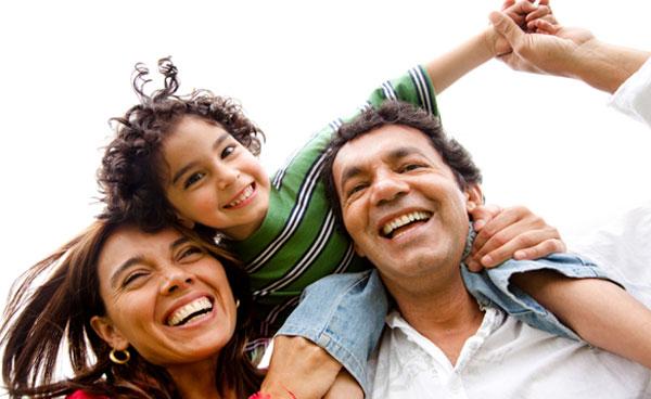 چگونه یک خانواده خوشبخت باشیم؟
