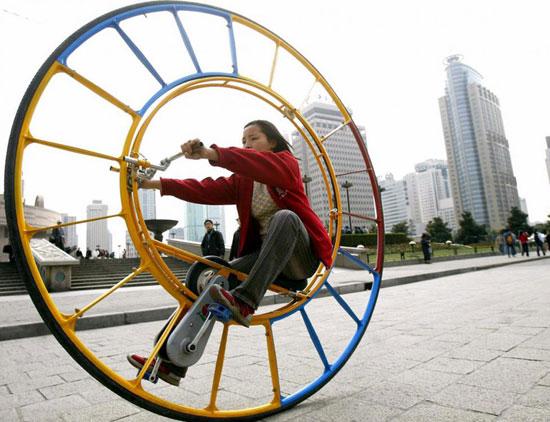 اختراعات عجیب و دیدنی چینی ها + تصاویر