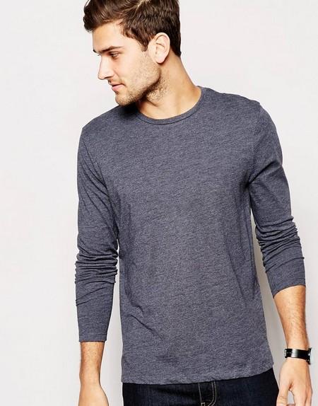 مدل پیراهن بسیار نازک آستین بلند مردانه