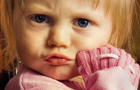 علت نق و نوق کودکان چیست؟