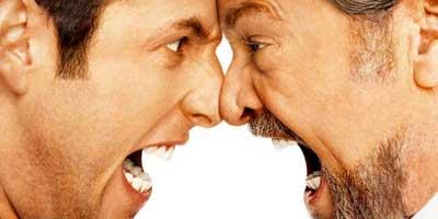چگونه در زندگی خشم مان را کنترل کنیم؟