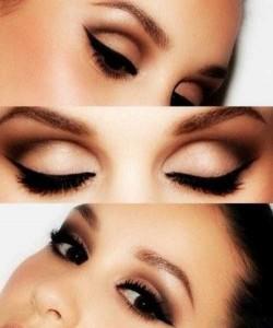 مدل های آرایش چشم ستاره های مشهور هالیوود