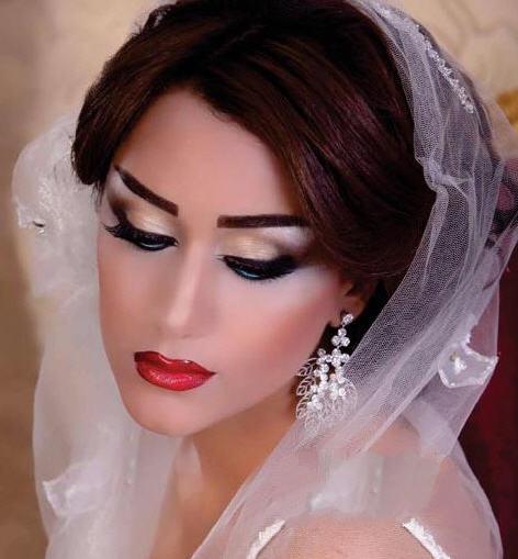 جدیدترین مدل های آرایش عروس ۲۰۱۵