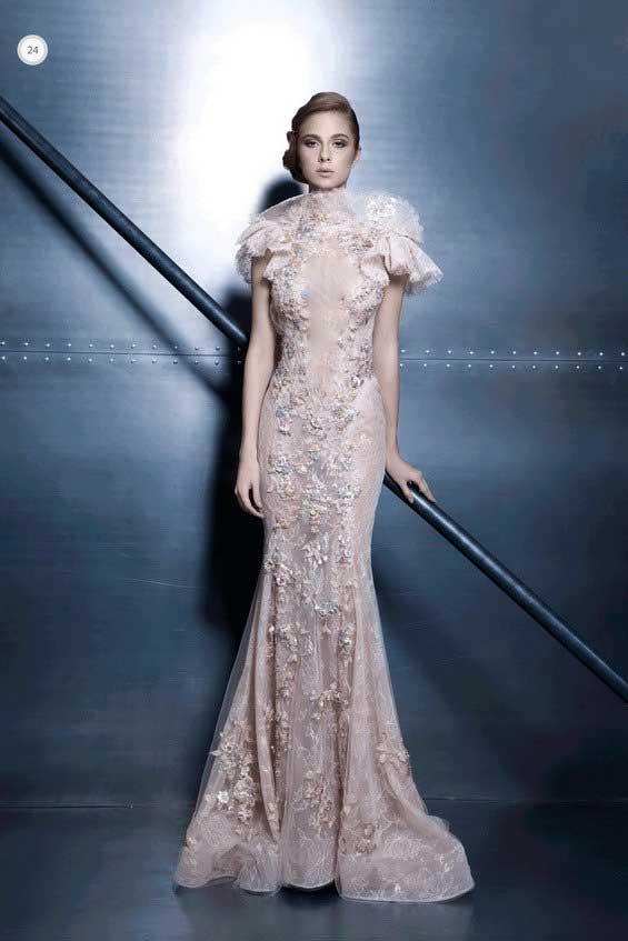 زیباترین مدل های لباس شب ۲۰۱۵
