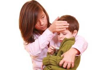 نشانه های خطرناک در بچه ها و نوزادان