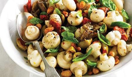 بهترین روش طبخ قارچ + فواید قارچ