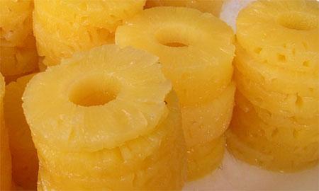 روش تهیه کمپوت آناناس در منزل