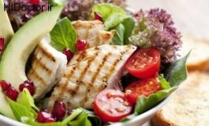 رژیم لاغری سریع با ۶ وعده غذایی