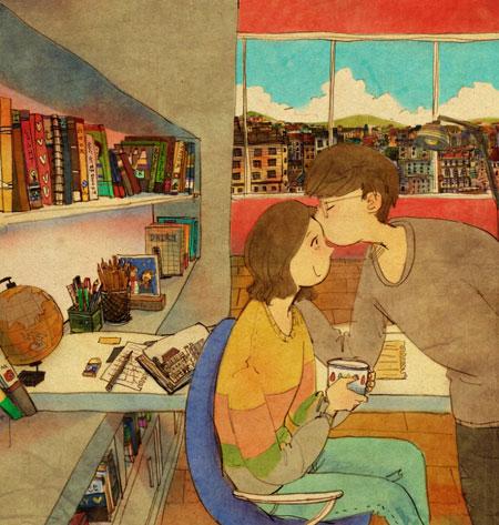 عشق همین چیزهای کوچک است