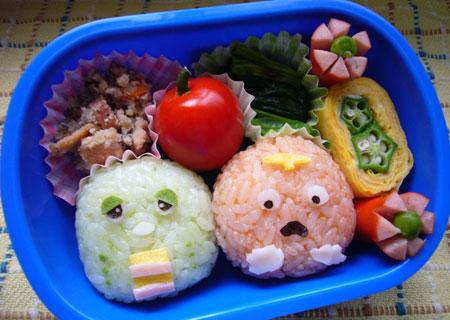 چگونه غذای کوچولوها رو تزیین کنیم؟