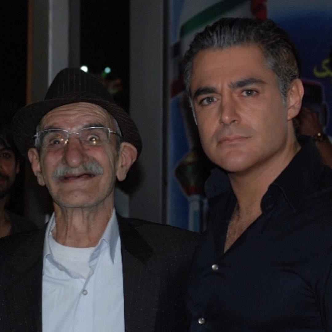 عکس / محمدرضا گلزار در کنار احمد پور مخبر