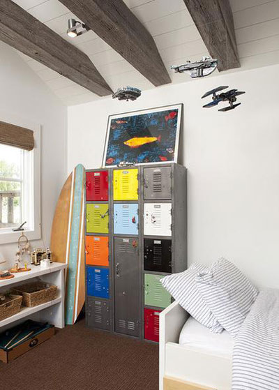 مدل های خارق العاده از اتاق کودکان