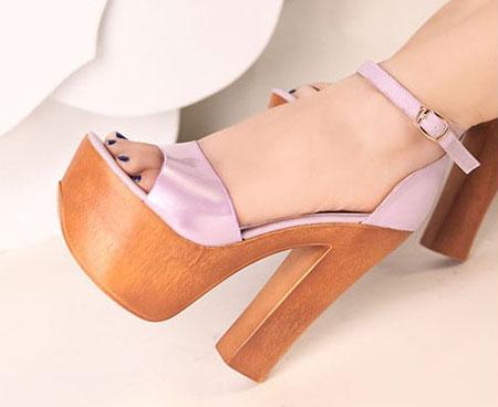 جذاب ترین مدل کفش پاشنه ده سانتی مجلسی
