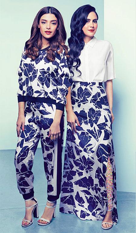 لباس های جذاب و جدید از برند دی کی ان وای DKNY