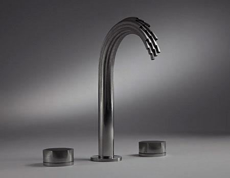 مدل شیر روشویی ویژه آشپزخانه های عجیب