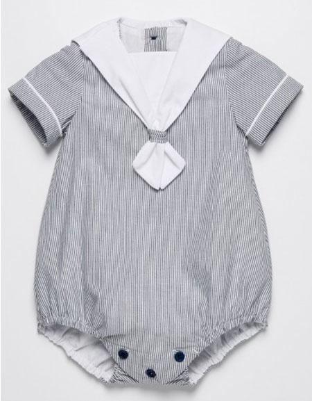 مدل شیک از لباس های تابستانی توزادی زیر دکمه ای