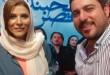 محسن کیایی و سحر دولتشاهی / عکس
