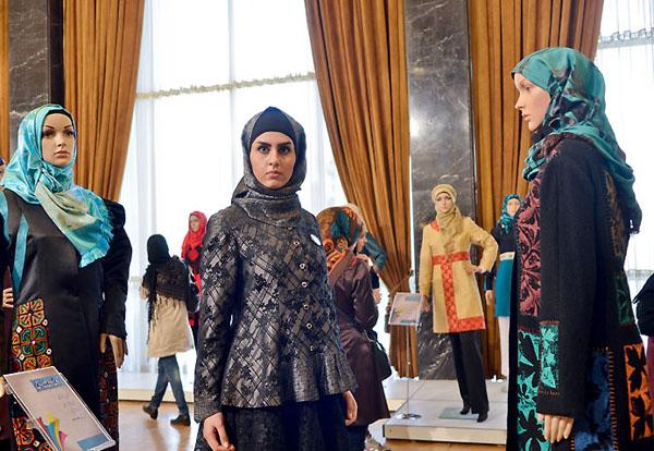 مدل لباس های بسیار زیبای اسلامی